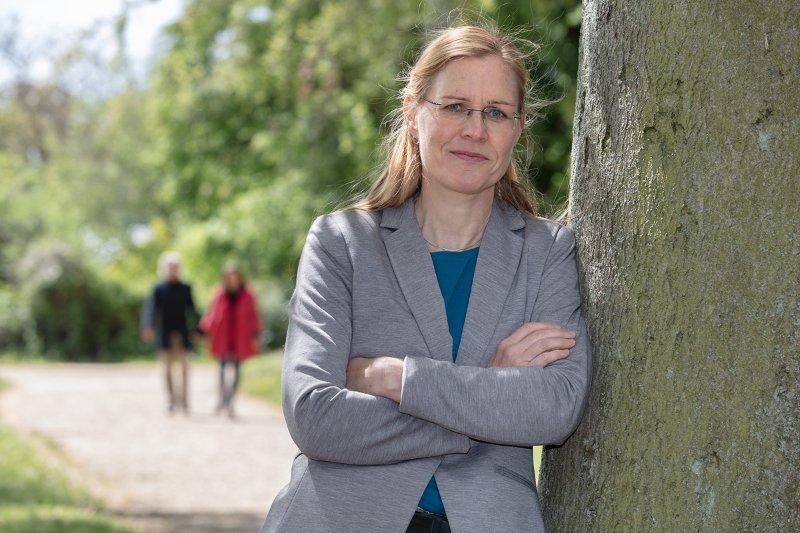 Portrait von Daniela Berg, Freie Theologin